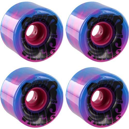 【国産】 OJ Juice Wheels Super B07P5YM3M7 Juice スケートボードホイール ブルー/ピンク ブルー/ピンク 60mm 78a 4個セット B07P5YM3M7, 【人気沸騰】:afef6c97 --- mvd.ee