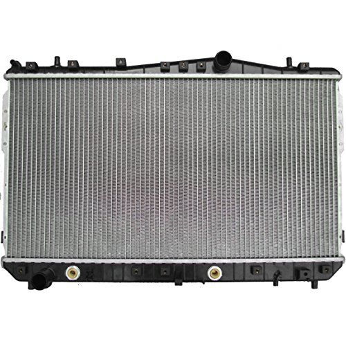 Suzuki Forenza Wagon - SCITOO 2788 Radiator fits for 2004-2008 Suzuki Forenza Base/EX/LX/S Sedan 4-Door 2.0L 2005-2008 Suzuki Forenza Wagon 4-Door 2.0L