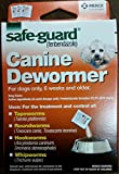 Wormers Dewormer 8 in 1 Safe Guard Canine Review and Comparison