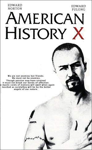 American History X, Movie Poster 24in x 36in
