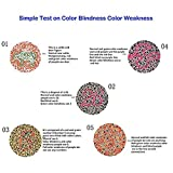 STBJ Color Blind Glasses for Men and Women with