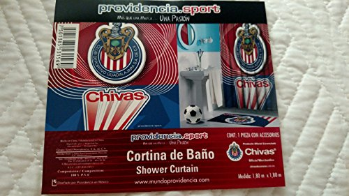 (CHIVAS SOCCER TEAM-MEXICO SHOWER)