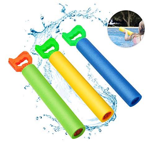 Water Guns for Kids, Blaster Water Guns, Shooting Up to 30 Feet, - Pool Water Toys Kids