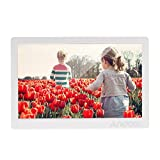 """Andoer 13"""" TFT LED Digital Photo Picture Frame High Resolution 1280x800 Advertising Machine MP3 MP4 Movie Player Alarm with Remote Control"""