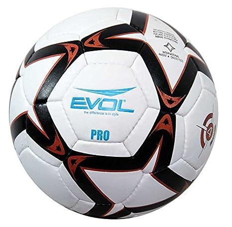 Evol, balón de fútbol - Assault), color negro, talla: 3: Amazon.es ...