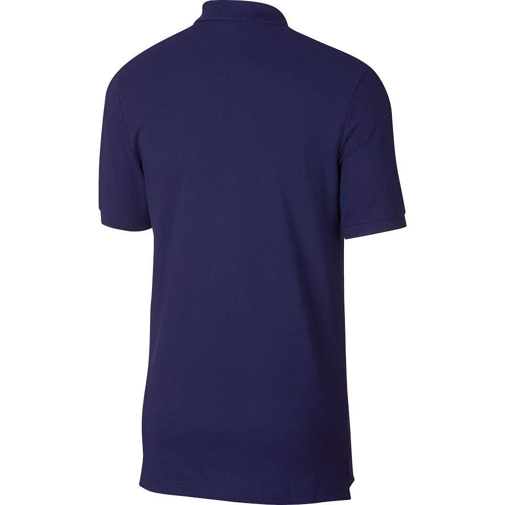 Nike Paris Saint Germain Polo, Hombre, 892516-421, Loyal Blue ...