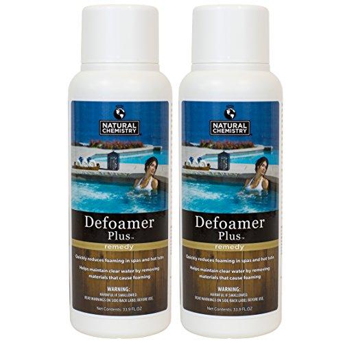 NC Brands Natural Chemistry Defoamer Plus (33.9 oz) (2 Pack)