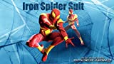The Amazing Spider-Man - Iron Spider Suit [Online Game Code]
