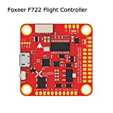 Drone Repair Parts - Flight Controller Foxeer F722 Dual Gyro Flight Controller Betaflight Integrated OSD for FPV RC Drone Quadcopter by Crazepony