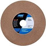 Norton Abrasives 07660788277 - Bench or Pedestal Grinding Wheel - Grade: Medium, Grit Number: 60/80, Wheel Diameter: 8 in