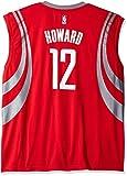 NBA Houston Rockets Dwight Howard #12 Men's Replica Jersey, Large, Red