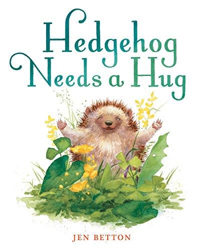Hedgehog Needs a Hug