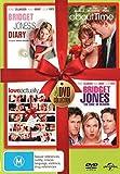 Bridget Jones's Diary + About Time + Love Actually + Bridget Jones - The Edge of Reason