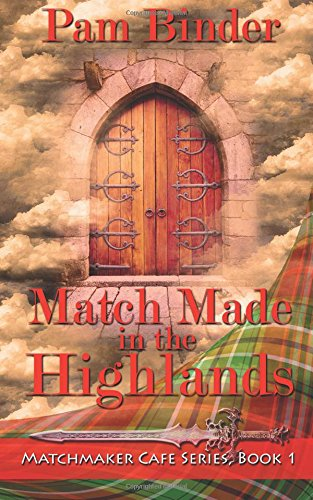 book cover of Christmas in the Highlands