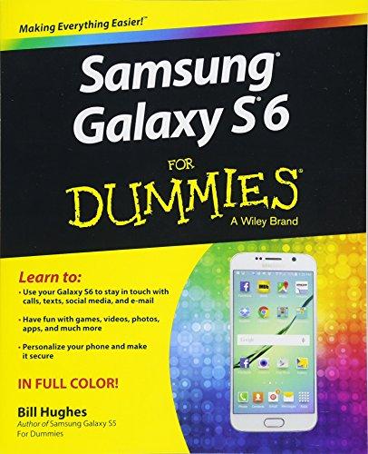Samsung Galaxy S6 for Dummies (Dummy Samsung)