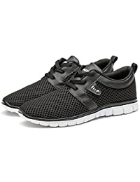 Changping Men's Lace-Up Sport Running Shoes