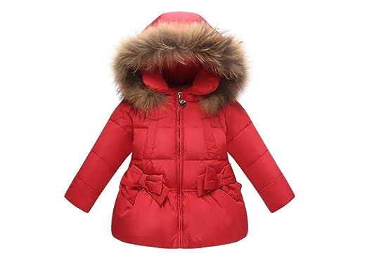 0f6dc53c3 Girls Red Winter Coats - Jy Coat