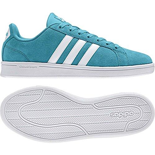 adidas Cf Advantage W, Zapatillas de Deporte para Mujer Azul (Azuene / Ftwbla / Azuene)