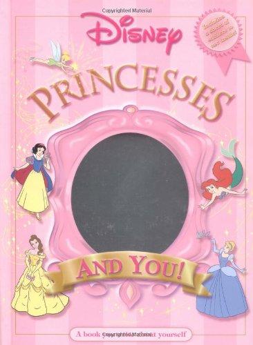 Download Disney Princesses and You! (Disney's Princess Backlist) PDF