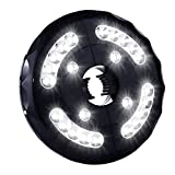 Umbrella Pole Light, ANENER Parasol LED Lights, Outdoor Lights for Easter, Large Size with 24 LED for Patio Umbrellas, Outdoor Use, Camping Tents, etc. (24 LED)