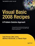 img - for Visual Basic 2008 Recipes: A Problem-Solution Approach book / textbook / text book