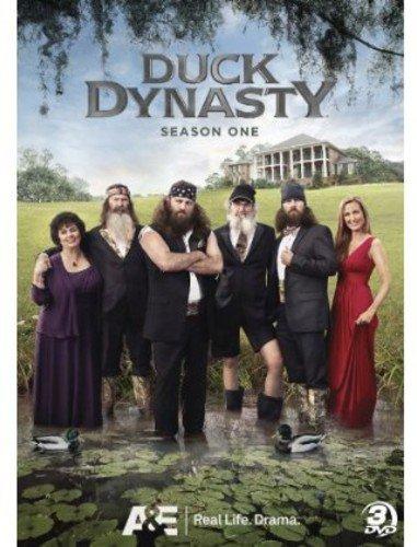 Duck Dynasty: Season One Jase Robertson Kay Robertson Missy Robertson Phil Robertson