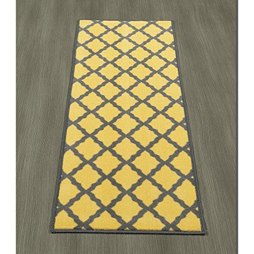 Ottomanson Studio Collection Moroccan Trellis Design 20