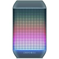 LiMiTeD Too LBT501PU LED Light up Party Wireless Speaker with Lights Move to the Music, Bluetooth & Reachable