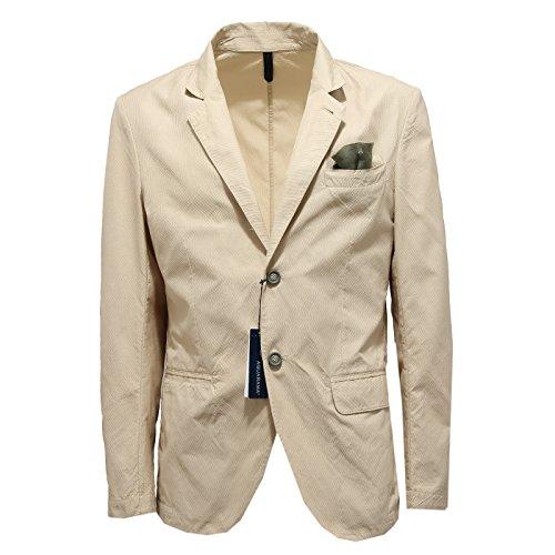 Giacca Men Coats Giacche Aquarama Beige Uomo 4162m Jackets PxHdAqZw