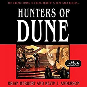 Hunters of Dune Hörbuch