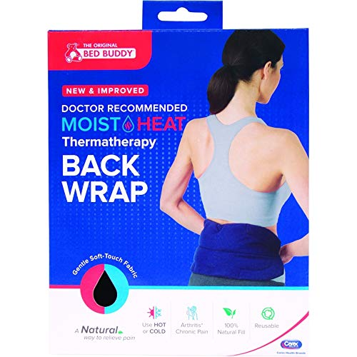 Bed Buddy Moist Heat Thermatherapy Back Wrap Bed Buddy Body Wrap