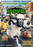 Shaun the Sheep Movie [DVD + Digital]