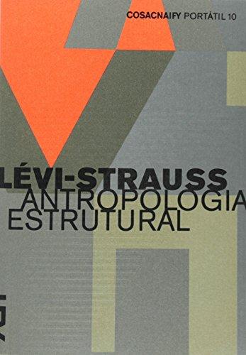 Antropologia Estrutural I - Coleção Portátil10