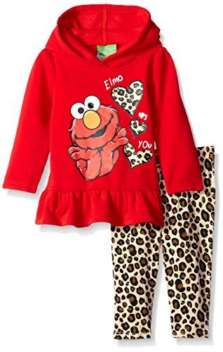 Sesame Street Baby Girls Pullover