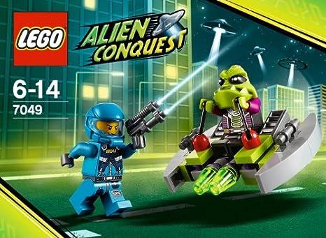 LEGO® Alien Conquest Figur Abwehr Soldat Nr.6