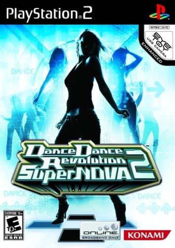 Dance Dance Revolution Supernova 2 - PlayStation 2 Ps2 Konami 20156 Music