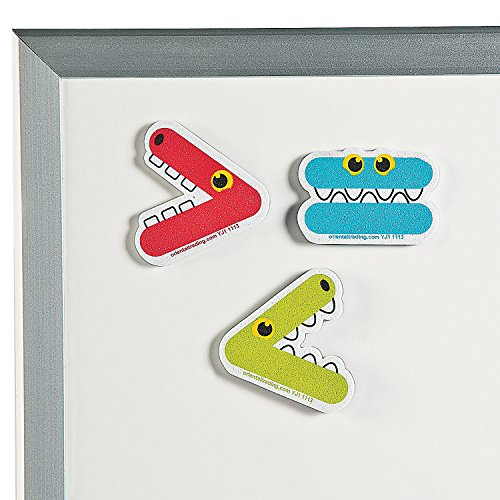 Animal Math Magnets by CusCus