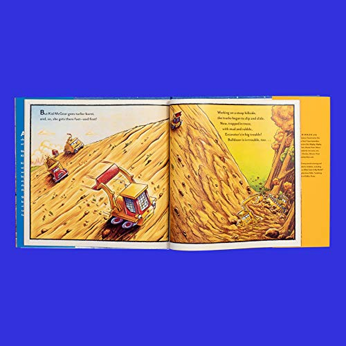 Three Cheers for Kid McGear!: (Family Read Aloud Books, Construction Books for Kids, Children's New Experiences Books, Stories in Verse)