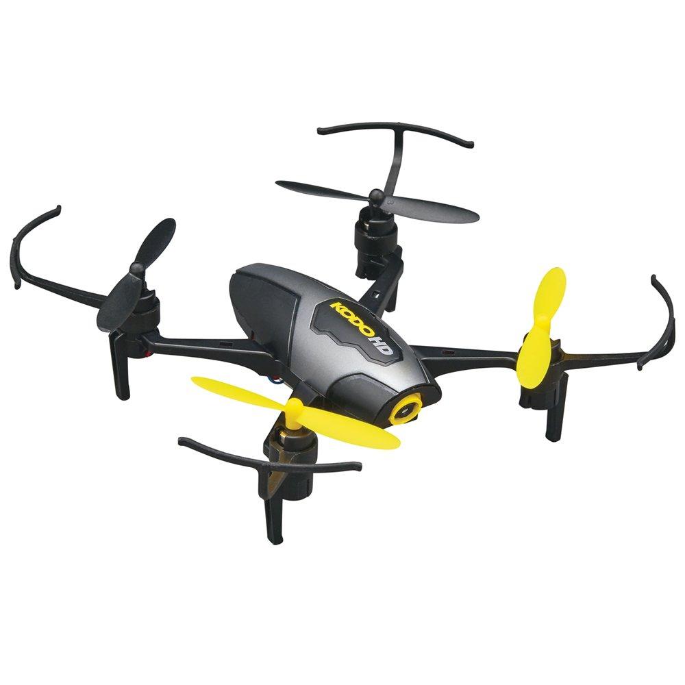 Dromida Kodo HD - Mikro-RTF-Quadrocopter mit HD-Kamera (DIDE0006) Revell