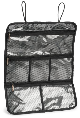 Travelon Jewelry Roll, Black, One Size