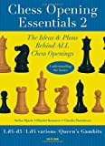 Chess Opening Essentials: 1.d4-d5/1.d4-various/queen's Gambits, Vol. 2-Stephan Djuric Dimitri Komarov Claudio Pantaleoni