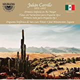 Julian Carrillo: Orchestral Works