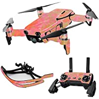 MightySkins Skin for DJI Mavic Air Drone - Thai Marble | Max Combo Protective, Durable, and Unique Vinyl Decal wrap cover | Easy To Apply, Remove, and Change Styles | Made in the USA