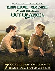 Out of Africa af Sydney Pollack