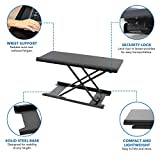 MOUNT-IT! Standing Keyboard Lift [27 inches Heavy
