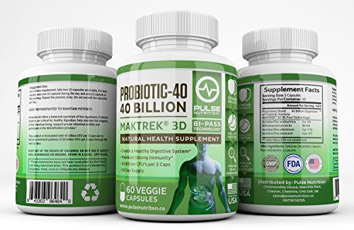 Probiotic Gluten Dairy Free Supplement product image