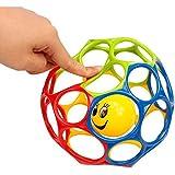 Queta Bola de Bola de Bola Multicolor para Bebés de 0 a 3 Años de bebé