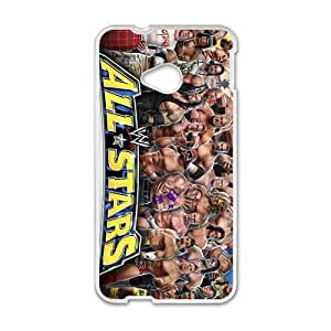 All Stars Pattern Plastic Case For HTC M7 by icecream design