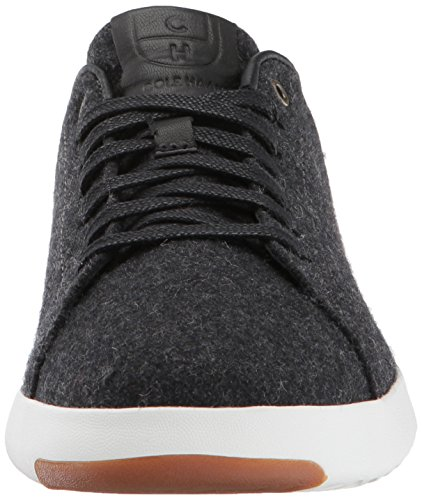 5 Cole Nubuck Lace 7 UK Leather Seashell Gray Women's Sport Sneaker Haan OX Grand Fashion wSvwX7q