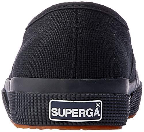 jcot Nero S996 2750 Superga Classic full Black 41zp1qwZ